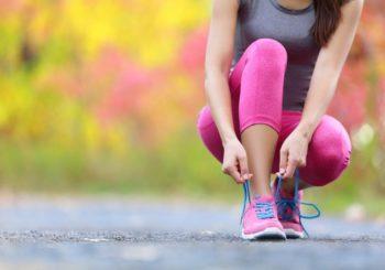Passeggiare, camminare velocemente e correre: tre verbi che fanno bene