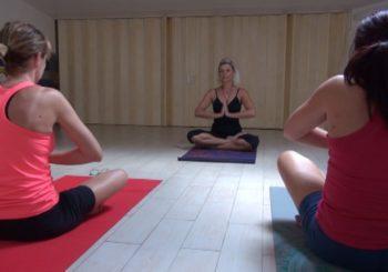 Ripartono i corsi di Yoga di Anna Falcinelli a Fisiokinetica