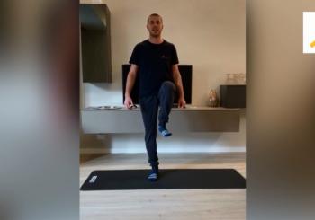 Fisiokinetica. Qualche esercizio di rinforzo e movimento per le gambe